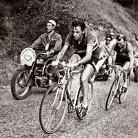 Fausto Coppi: gli anni del Campionissimo e di quell'Italia (1)