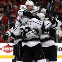 Playoff NHL: immenso cuore Kings, la Stanley Cup sarà Coast-vs-Coast