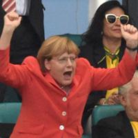 Te lo do io il Brasile #4: Merkel precox!