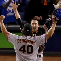 Ancora Giants: Bumgarner MVP e un gruppo da leggenda