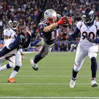 NFL week 9: i Denver Broncos a lezione da Brady & Co.