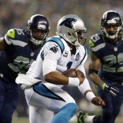NFL playoff: Panters-Seahawks, una sfida che sa tanto di Superbowl