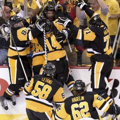 Stanley Cup Finals 2016: pressing e cuore, Pittsburgh parte bene