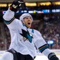 NHL: JAN 06 Sharks at Wild