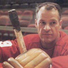 Ciao Mr. Hockey, il primo extraterrestre del ghiaccio