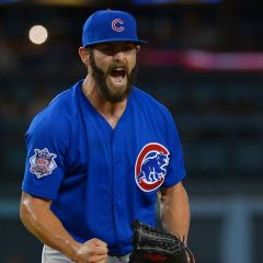 World Series '16: riscossa Cubs con un grande Arrieta