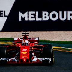 F1 2017: a Melbourne vince la Ferrari!