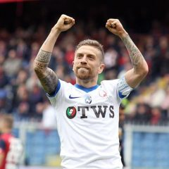Serie A Player of the Week 22: Alejandro Gomez