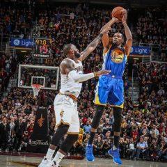 NBA Finals '17: Warriors perfetti, è 3-0