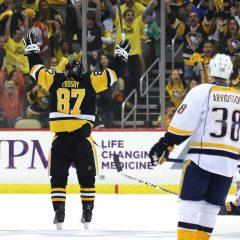 Stanley Cup '17: uragano Penguins, il titolo è a un passo