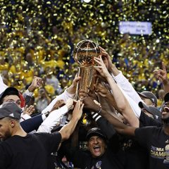 Nba Finals '17: Warriors campioni, Durant MVP