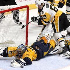 Stanley Cup '17: Super Rinne, 2-2 e tutto da rifare per i Penguins