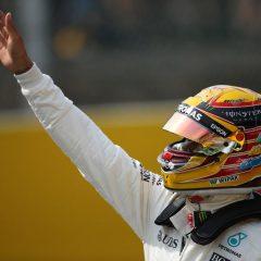 F1 2017: in Belgio c'è la zampata di Hamilton