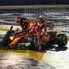 F1 '17: da Singapore via libera al mondiale di Hamilton