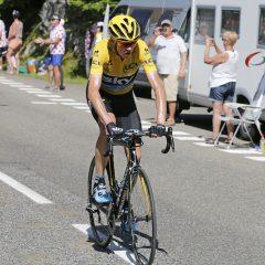 Chris Froome: obiettivo Giro d'Italia per stare tra gli eletti?