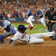 MLB World Series '17: a Houston si fa la storia, Astros 3-2 dopo 10 inning da leggenda
