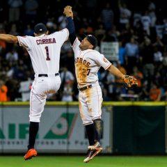MLB Playoff '17: Keuchel da 10k, Astros 1-0