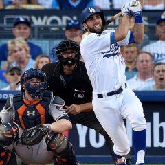 MLB World Series '17: troppo Kershaw per gli Astros, L.A. 1-0