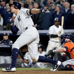 MLB Playoff '17: il gigante si è svegliato, ora Houston rischia