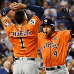 MLB World Series '17: in gara 7 Astros campioni, i Dodgers si sciolgono