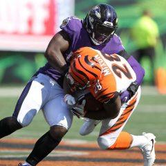 NFL '17 week 17: Hawks e Ravens fuori, i Bills ringraziano Cincinnati