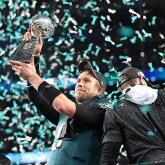 Super Bowl LII: Eagles come gli Astros, la prima volta è da brividi
