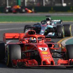F1 '18: l'alba rossa di Melbourne