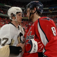Playoff NHL '18: Crosby vs Ovechkin, ancora voi