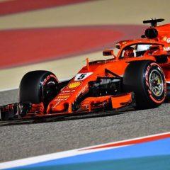 F1 '18: in Bahrein vige la regola di Vettel