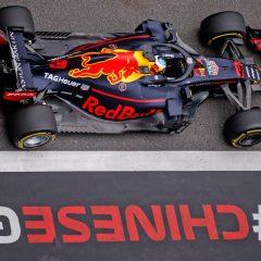 F1 '18: Cin…Cina