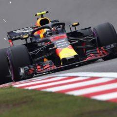 F1 '18: a Shanghai show di Ricciardo