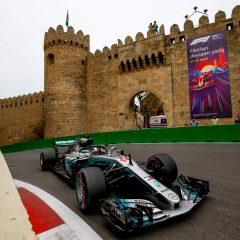 F1 '18: a Baku vince Hamilton, lo spettatore