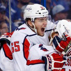 Playoff NHL '18: capolavoro Capitals, la finale è Washington-Las Vegas