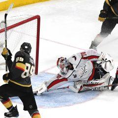 Stanley Cup 2018: i miracoli di Holtby rimettono in corsa i Capitals
