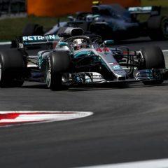 F1 '18: doppietta Mercedes a Montmelò
