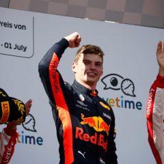F1 '18: in Austria la Ferrari torna in vetta