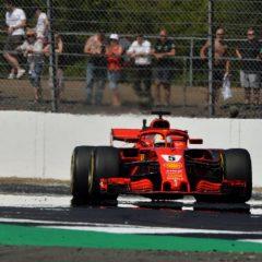 F1 '18: King Sebastian in quel di Silverstone