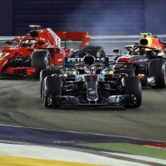 F1 '18: da Singapore l'allungo decisivo di Hamilton?