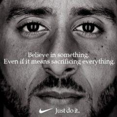 Nike, Kap e il bisogno di credere