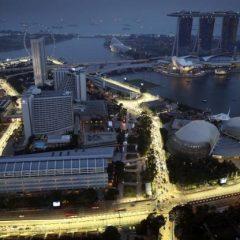 F1 '18: si accendono le luci di Singapore