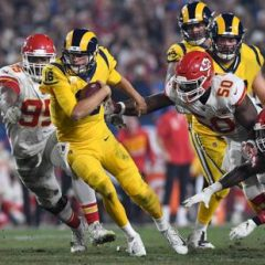 NFL '18-'19: ai Rams un Monday Night da favola
