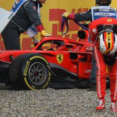 F1 '18: mea culpa in tuta rossa