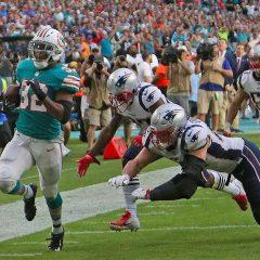 NFL '18-'19 week 14: Miami e il rugby che non ti aspetti
