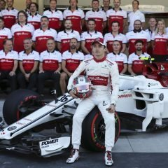 """La vittoria """"rookie"""" della Ferrari"""