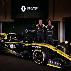 Le squadre della F1 2019: Renault F1 Team