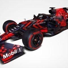 Le squadre della F1 2019: Aston Martin Red Bull Racing
