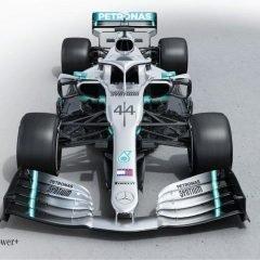 Le squadre della F1 2019: Mercedes AMG Petronas Motorsport