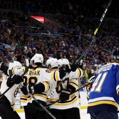 Stanley Cup Finals '19: gara 3 senza storia, Boston va 2-1