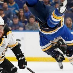 Stanley Cup Finals '19: Blues 3-2 tra super Binnington ed errori arbitrali