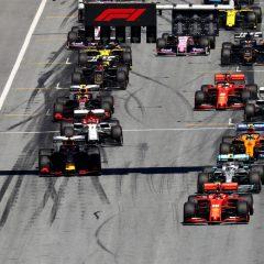 F1 '19: vittoria austriaca di Verstappen